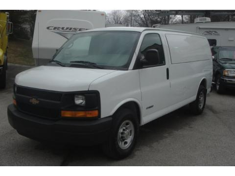 Used 2005 chevrolet express 2500 cargo van for sale for Bureau of motor vehicles bloomington indiana