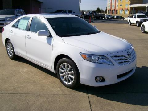 Orr Toyota Searcy >> New 2010 Toyota Camry XLE V6 for Sale - Stock #AU608930 ...