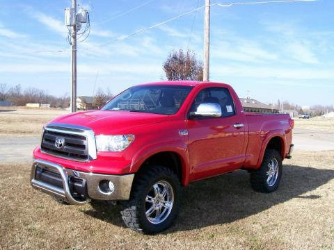New 2010 Toyota Tundra Regular Cab 4x4 For Sale Stock Ax003895