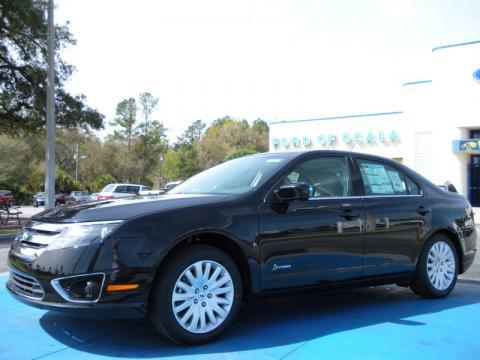 new 2010 ford fusion hybrid for sale stock 100779 dealer car ad 27168857. Black Bedroom Furniture Sets. Home Design Ideas