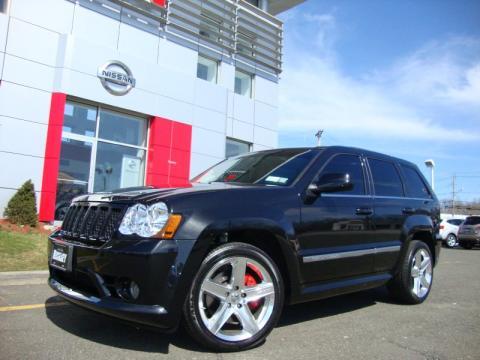 used 2010 jeep grand cherokee srt8 4x4 for sale stock nn92270n dealer car. Black Bedroom Furniture Sets. Home Design Ideas