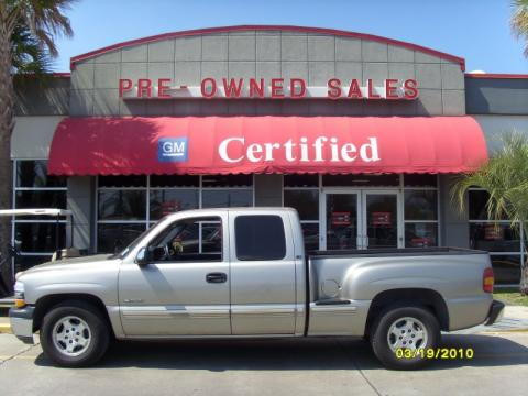 Used 2001 Chevrolet Silverado 1500 Ls Extended Cab For Sale Stock 2100374b