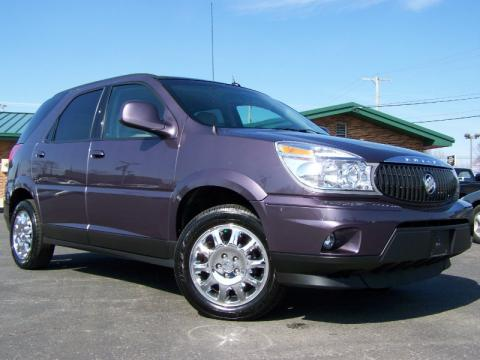 used 2007 buick rendezvous cxl for sale stock 30525a dealer car ad 27324695. Black Bedroom Furniture Sets. Home Design Ideas