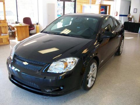 Chevy Cobalt ss Blacked Out Black Chevrolet Cobalt ss