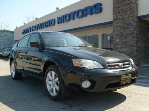 Used 2006 Subaru Outback Limited Sedan For Sale