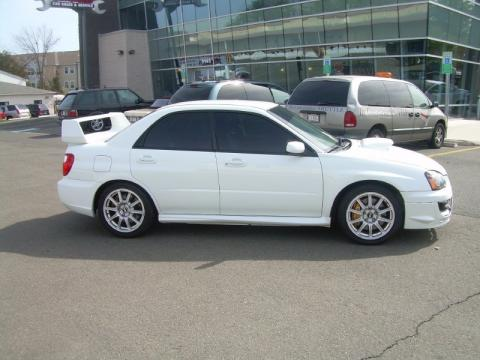 used 2005 subaru impreza wrx sti for sale stock c563 dealer car ad 27670375. Black Bedroom Furniture Sets. Home Design Ideas