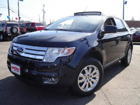 used 2009 ford edge limited awd for sale stock 13639r dealer car ad 27850304. Black Bedroom Furniture Sets. Home Design Ideas