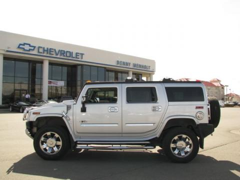 used 2009 hummer h2 suv silver ice for sale stock 3953 dealer car ad 27850951. Black Bedroom Furniture Sets. Home Design Ideas