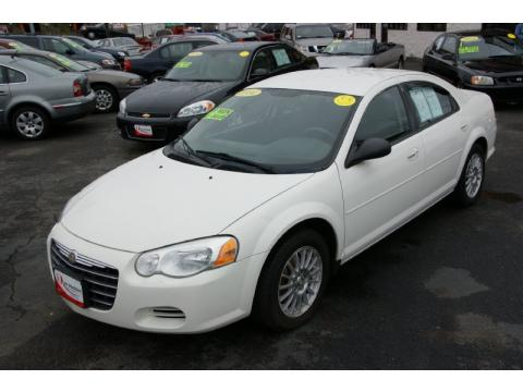 used 2004 chrysler sebring lx sedan for sale stock 6148. Black Bedroom Furniture Sets. Home Design Ideas