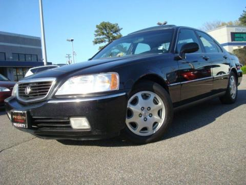 Acura  Cars on Used 2001 Acura Rl 3 5 For Sale   Stock  X7117a   Dealerrevs Com