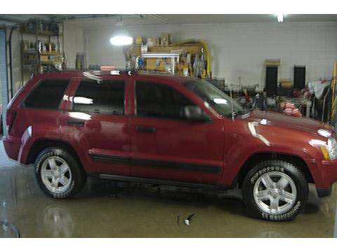 Used 2006 jeep grand cherokee laredo 4x4 for sale stock for Bureau of motor vehicles bloomington indiana