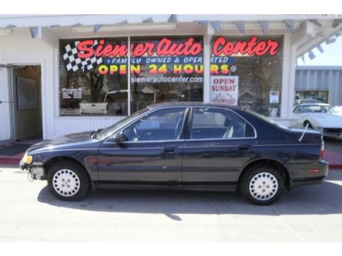 Used 1994 honda accord lx sedan for sale stock 11371a for Honda fremont auto mall