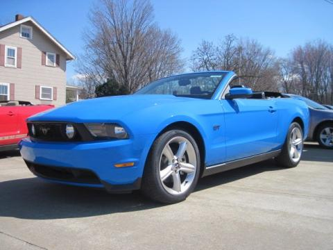 new 2010 ford mustang gt premium convertible for sale stock j11023 dealer. Black Bedroom Furniture Sets. Home Design Ideas