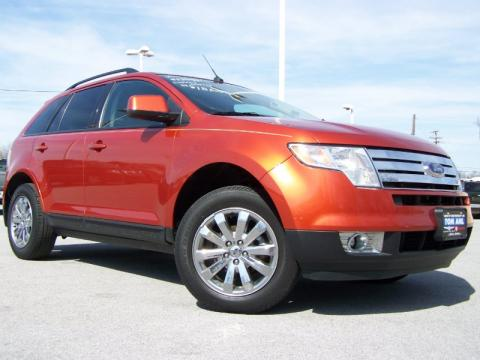 Used 2007 Ford Edge Sel For Sale Stock C29354b Dealer Car Ad 28092156
