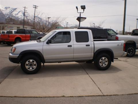 Used 2000 Nissan Frontier XE Crew Cab 4x4 for Sale - Stock ...