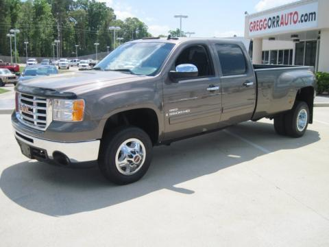 Used 2008 GMC Sierra 3500HD SLE Crew Cab 4x4 Dually for Sale - Stock #
