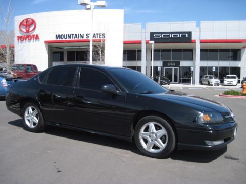 used 2004 chevrolet impala ss supercharged for sale stock t49244888 dealer. Black Bedroom Furniture Sets. Home Design Ideas