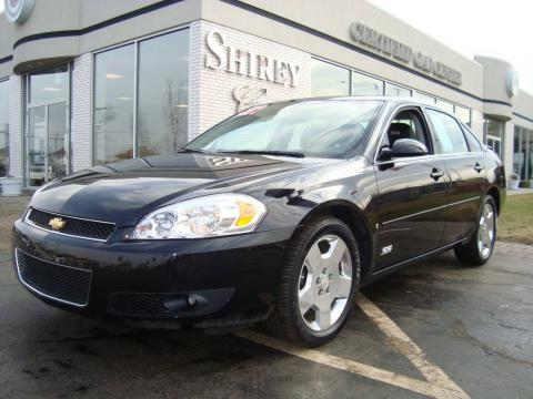 used 2006 chevrolet impala ss for sale stock p6927 dealer car ad 2858741. Black Bedroom Furniture Sets. Home Design Ideas