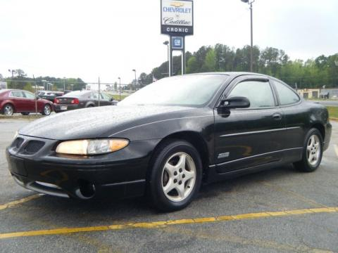 used 1998 pontiac grand prix gtp coupe for sale stock. Black Bedroom Furniture Sets. Home Design Ideas