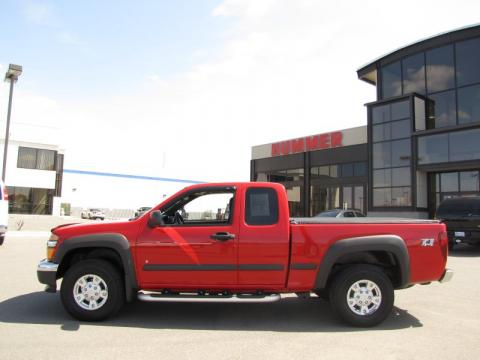 used 2006 chevrolet colorado z71 extended cab 4x4 for sale stock 88119. Black Bedroom Furniture Sets. Home Design Ideas