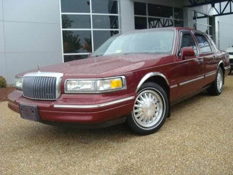 Used 1997 lincoln town car cartier for sale stock for Tysinger motors used cars