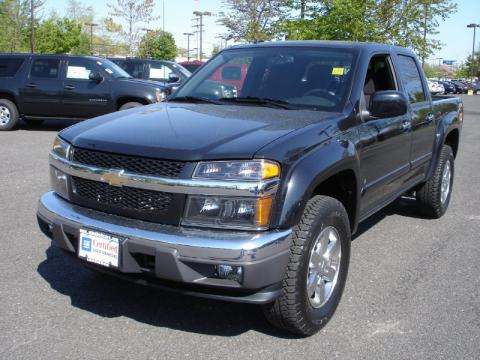 used 2009 chevrolet colorado z71 crew cab 4x4 for sale stock lc81533. Black Bedroom Furniture Sets. Home Design Ideas