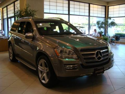 New 2010 Mercedes Benz Gl 550 4matic For Sale Stock