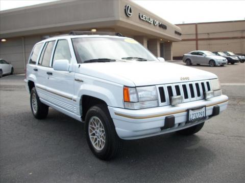 used 1995 jeep grand cherokee limited 4x4 for sale stock tsc521303 dealer. Black Bedroom Furniture Sets. Home Design Ideas