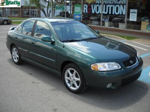 Used 2001 Nissan Sentra Se For Sale Stock Hy8189a1