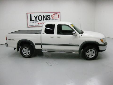used 2000 toyota tundra sr5 trd extended cab 4x4 for sale. Black Bedroom Furniture Sets. Home Design Ideas