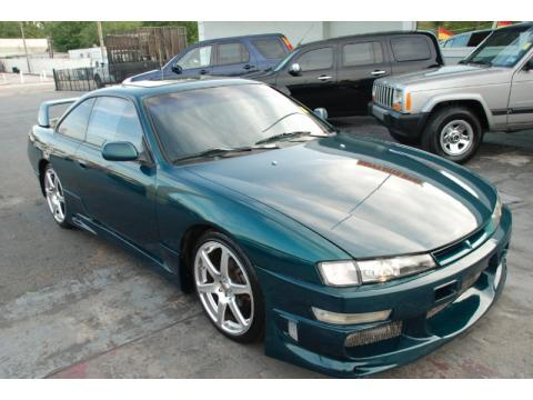 Used 1998 Nissan 240sx Se For Sale Stock 2287