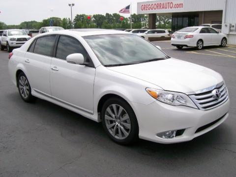 Toyota Dealers In Arkansas >> New 2011 Toyota Avalon Limited for Sale - Stock #BU372990 ...