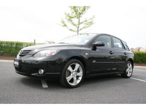 used 2005 mazda mazda3 s hatchback for sale stock 327467 dealer car ad. Black Bedroom Furniture Sets. Home Design Ideas