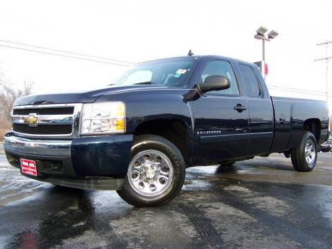 Car Dealerships In Lima Ohio >> Used 2007 Chevrolet Silverado 1500 LT Extended Cab for ...
