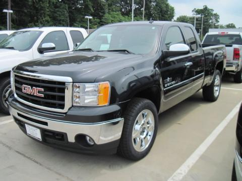 new 2010 gmc sierra 1500 sle texas edition extended cab 4x4 for sale stock g0229630. Black Bedroom Furniture Sets. Home Design Ideas
