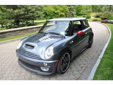 used 2006 mini cooper john copper works gp for sale. Black Bedroom Furniture Sets. Home Design Ideas