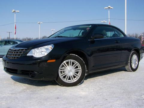 Car Dealerships In Lima Ohio >> Used 2008 Chrysler Sebring Touring Hardtop Convertible for Sale - Stock #C29182A | DealerRevs ...