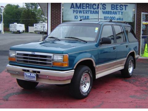 used 1994 ford explorer eddie bauer 4x4 for sale stock f3076a dealer car. Black Bedroom Furniture Sets. Home Design Ideas