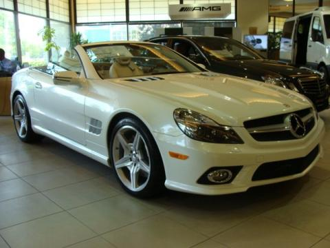 New 2011 Mercedes Benz Sl 550 Roadster For Sale Stock