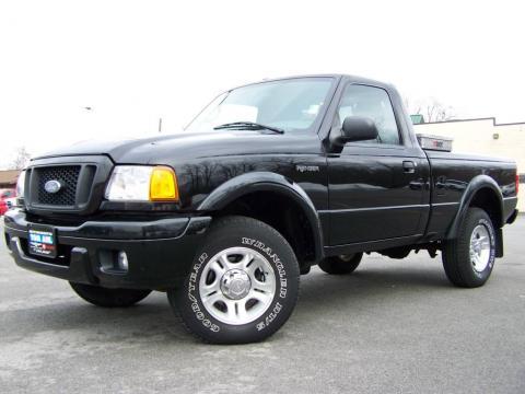 Car Dealerships In Lima Ohio >> Used 2004 Ford Ranger Edge Regular Cab for Sale - Stock # ...