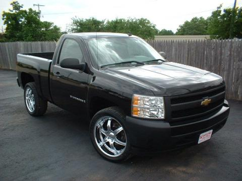 2008 chevy silverado 1500 regular cab for sale. Black Bedroom Furniture Sets. Home Design Ideas