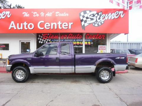 Used 2007 Ford F250 Super Duty XLT Crew Cab 4x4 for Sale - Stock #2328 ...