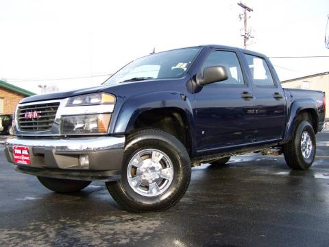 Car Dealerships In Lima Ohio >> Used 2008 GMC Canyon SLE Crew Cab 4x4 for Sale - Stock #27987A | DealerRevs.com - Dealer Car Ad ...