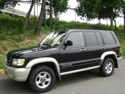 used 1998 isuzu trooper s 4x4 for sale stock 3302. Black Bedroom Furniture Sets. Home Design Ideas