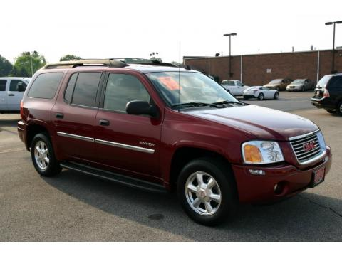 used 2006 gmc envoy xl slt 4x4 for sale stock 5925. Black Bedroom Furniture Sets. Home Design Ideas
