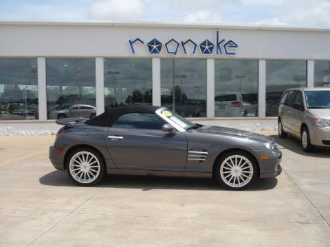 used 2005 chrysler crossfire srt 6 roadster for sale stock 93465a dealer. Black Bedroom Furniture Sets. Home Design Ideas