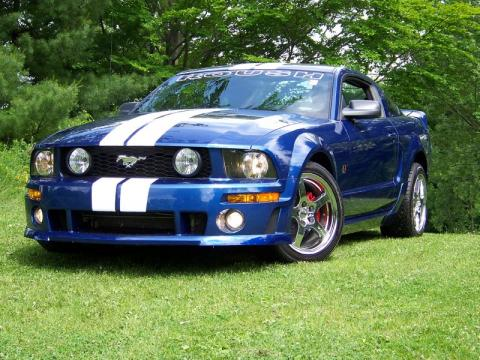 used 2006 ford mustang roush stage 1 coupe for sale stock 0218 dealer car. Black Bedroom Furniture Sets. Home Design Ideas