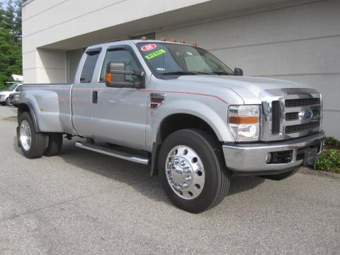 used 2008 ford f350 super duty lariat supercab 4x4 dually for sale stock fp14219 dealerrevs. Black Bedroom Furniture Sets. Home Design Ideas