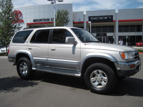 used 1996 toyota 4runner limited 4x4 for sale stock. Black Bedroom Furniture Sets. Home Design Ideas