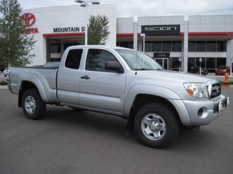 used 2006 toyota tacoma access cab 4x4 for sale stock t6z276242 dealer car. Black Bedroom Furniture Sets. Home Design Ideas